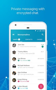 money transfer app android