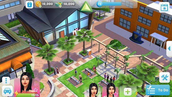The Sims™ Mobile- screenshot thumbnail