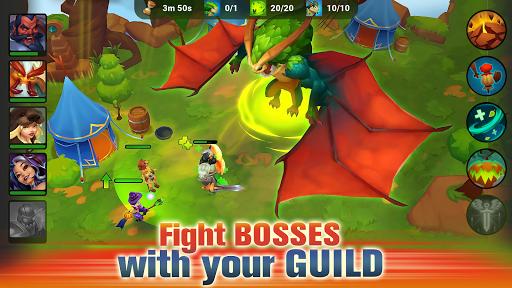 Summon Age: Heroes screenshots 4
