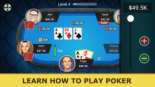 Poker Offline - Free Texas Holdem Poker Games screenshots 3