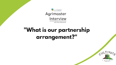 What is our partnership arrangement?