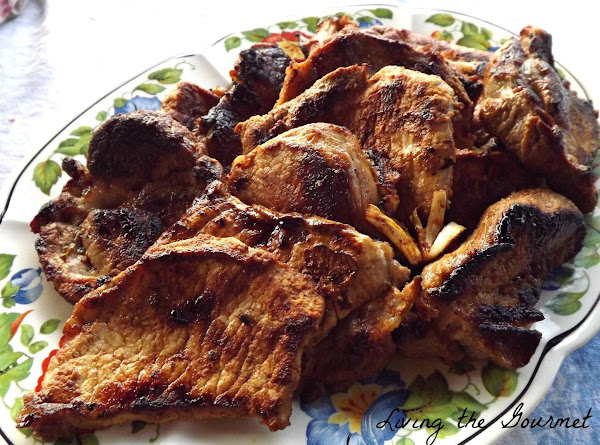 Marinated Boneless Center Cut Pork Loin Recipe