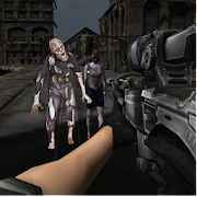 Zombie Sniper 3D Gun Shooter: Gun Shooting 3D Game