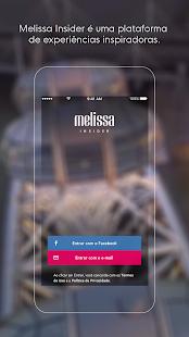 Melissa Insider - náhled