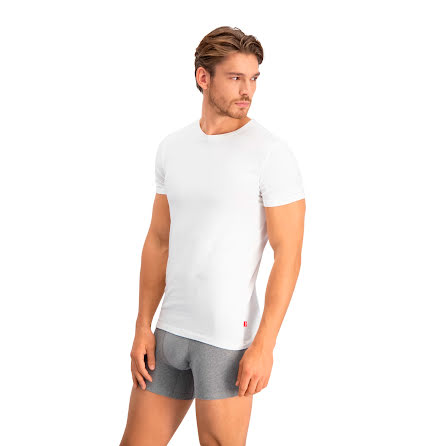 Levi's 200SF crewneck 2-pack t-shirt white