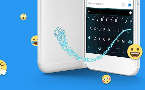 iMore Emoji Keyboard – Cool font, Gif & 3D themes 10
