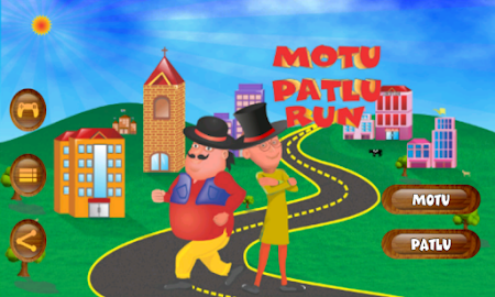 Motu Patlu Run 1.0.3 screenshot 130403