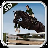 Run My Horse Run Jumping 3D