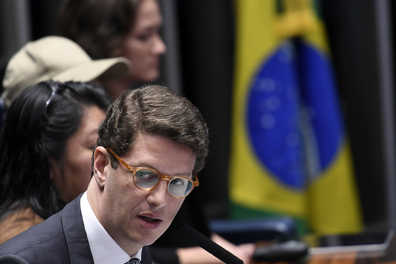 RICARDO SALLES - Former Brazil Minister for Environment