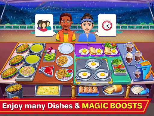 Indian Cooking Madness - Restaurant Cooking Games apkmr screenshots 14