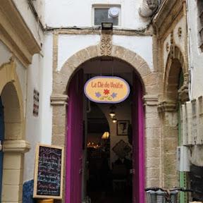 モロッコのアートの町・エッサウィラは食もハイレベル!おしゃれな多国籍レストラン「ラ・セ・ド・ヴゥツ(La Cle de Voute)」