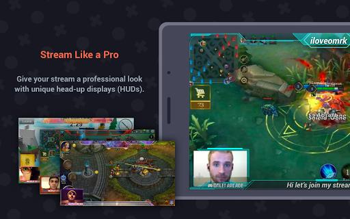 Omlet Arcade - Stream, Meet, Play 1.35.1 screenshots 10