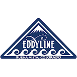 Logo of Eddyline Jolly Roger Black