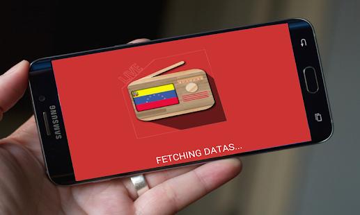Radio Venezuela Live FM Station | Venezuela Radios - náhled