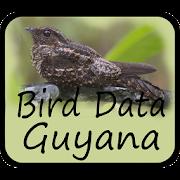 Bird Data - Guyana