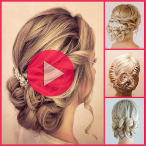 Hairstyle Videos Tutorial Android Apps On Google Play - Hairstyle bun videos