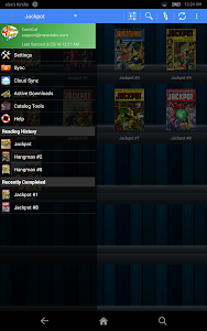 ComiCat (Comic Reader/Viewer) screenshot 9