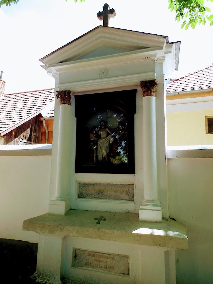 Kaposvár - Donneri kálváriakápolna a keresztúttal