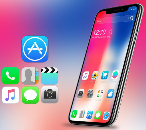 NEW Theme for Phone X 1.1.6 Screenshots 4