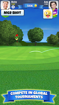 Golf King apk screenshot