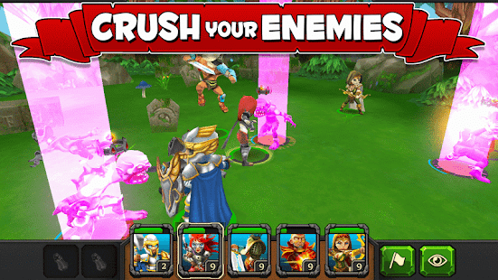Party of Heroes- screenshot thumbnail