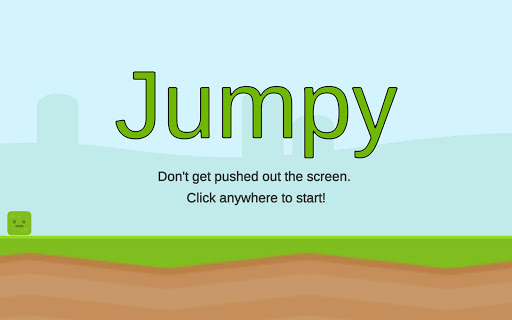 Jumpy Square Platformer Speed Game android2mod screenshots 1