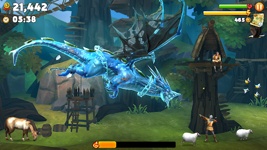 Hungry Dragon Screenshot