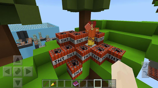 Party Games MCPE Map In Apps Bei Google Play - Minecraft spiele mit tnt