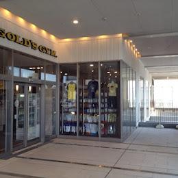 ゴールドジム 大阪中之島のメイン画像です