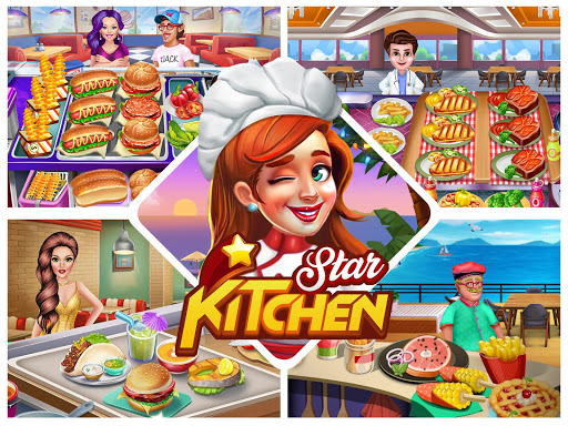 Kitchen Star Craze - Chef Restaurant Cooking Games 1.1.4 screenshots 3