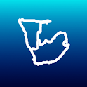 Aqua Map South Africa GPS icon