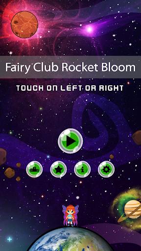 Fairy Club Rocket Bloom