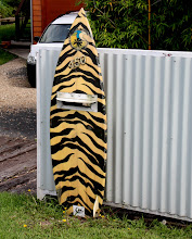 Photo: Year 2 Day 175 -  Surfboard Letter Box