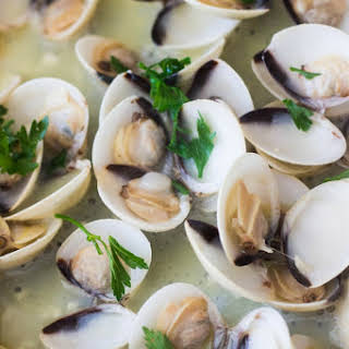Butter Clams Recipes.
