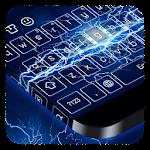 Lightning Keyboard Icon