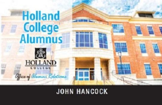 Holland College Alumni- screenshot