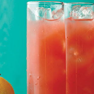 Raspberry-Peach Lemonade