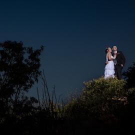 Mountain  by Lood Goosen (LWG Photo) - Wedding Bride & Groom ( bride, love, groom, couple, wedding photography, wedding photographer, bride and groom, bride groom, weddings, wedding day, wedding photographers, wedding )