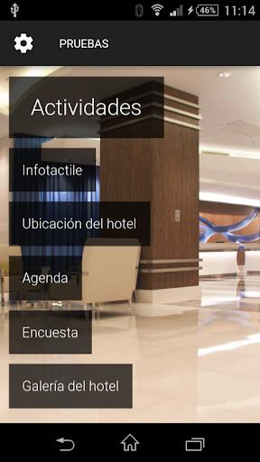 Hotel Infotactile