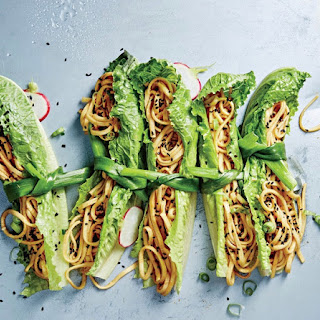 Make These Vegan Sesame Noodle Bundles Recipe