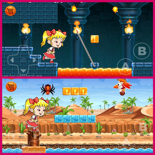 Télécharger Nastya Magic Adventure apk mod screenshots 3