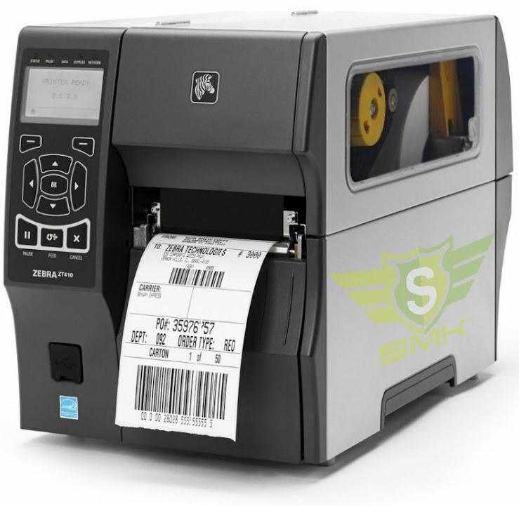 máy in mã vạch ZT420