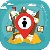 GPS Nearby Places & City Guide Route Finder