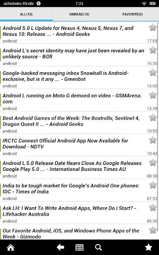 World Newspapers screenshot 7