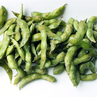 Roasted Whole Edamame