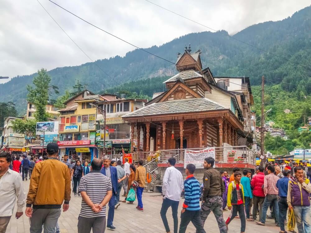 New Manali, Himachal Pradesh