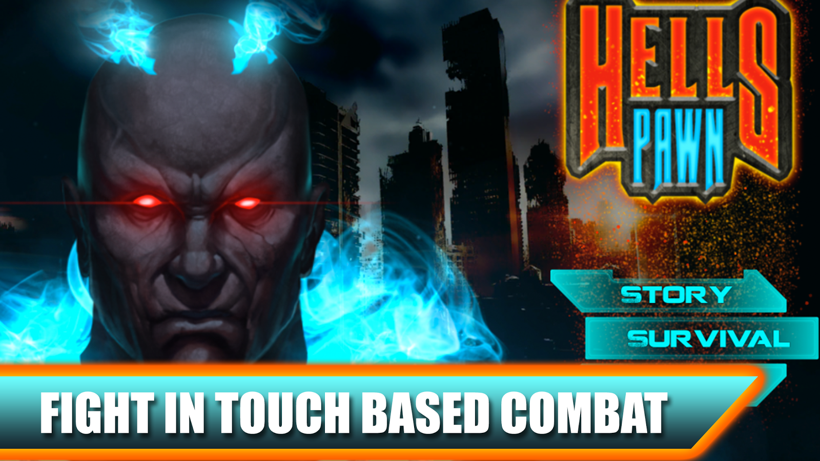 HELLS PAWN : 3D ACTION GAME- screenshot
