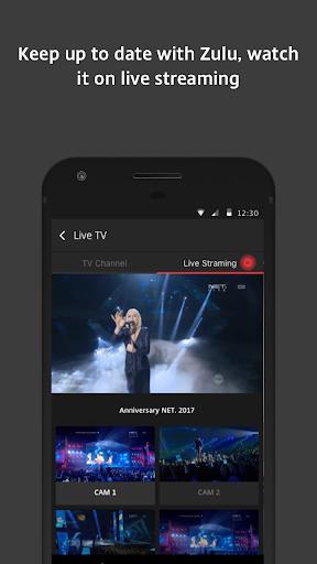 ZULU 2.2.3 screenshots 5