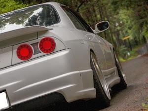 スカイライン ECR33 GTS25t タイプM SPECⅡ 4Dのカスタム事例画像 tuxedoさんの2020年02月18日22:55の投稿