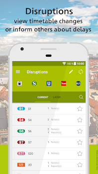 MVV-App – Munich Journey Planner and Mobile Tickets